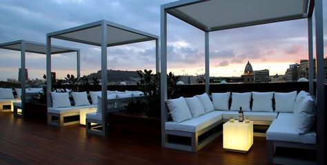 Hacer Un Chill Out Con Palets Terrazas Chill Out Muebles