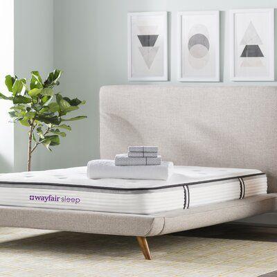 Wayfair Sleep Wayfair Sleep 9 Firm Hybrid Mattress Mattress Size