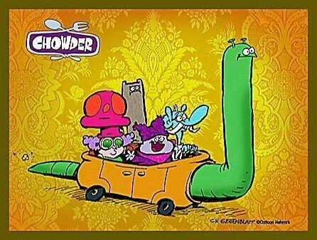 Chowder Cartoon Chowdercartoon Chowder Cartoon Chowdercartoon Chowder Cartoon Chowdercartoon Chowder Cartoon Cartoon Network Characters Cartoon Photo
