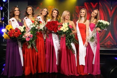 So why do Lithuanian women never win beauty contests? I