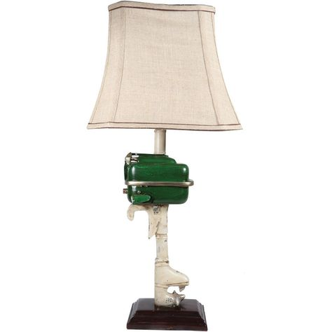 Outboard Motor Table Lamp Lamp Table Lamp Outboard Motors