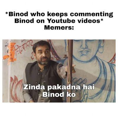 Viral Binod Memes Images Memes In Hindi Binod Memes Kya Hai Statuspictures Com Funny Baby Memes Funny Memes Images Stupid Funny Memes