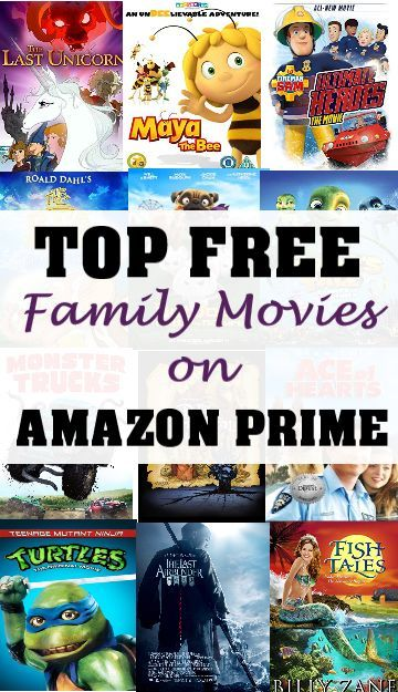 best family movies on amazon prime 2018 free