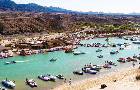 Home Best Places To Camp Pirates Cove Lake Havasu Arizona
