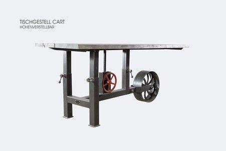 Insustriedesign Tischgestell Fur Die Gastronomie In 2019