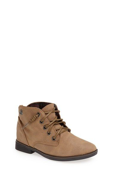 a729f3a1dcc2 Free shipping and returns on Sam Edelman  Mare  Bootie (Little Kid   Big Kid)  at Nordstrom.com. Sam Edelman s sized-down lace-up bootie provides an ...