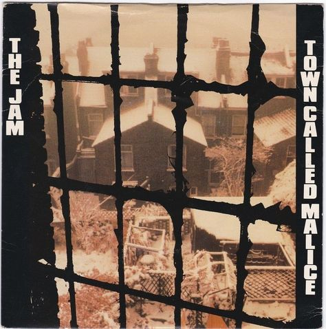 vinyl The Jam - Town Called Malice,...