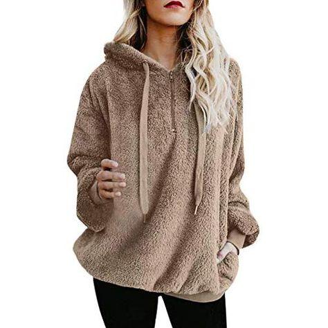brand new 6af59 6d3a6 Frauen Wollmantel FRAUIT Damen Einfarbig warme Jacke ...