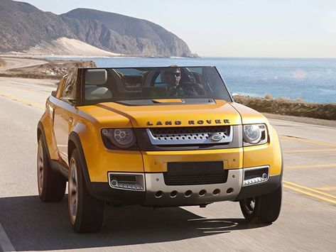 Turns Out The New Land Rover Defender Will Look A Lot Like Its Ancestor