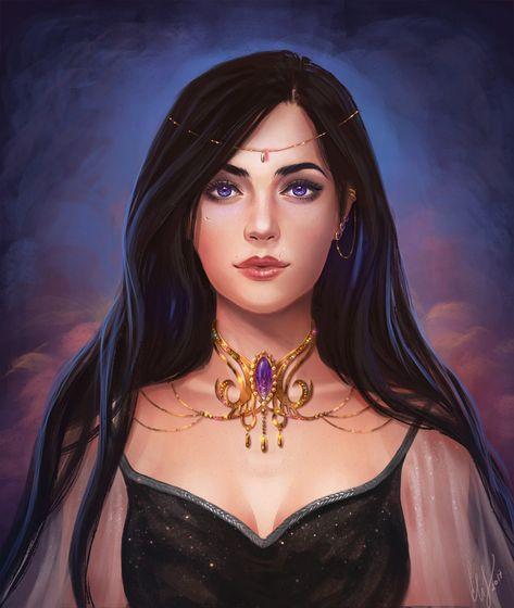 Elistraie Portrait, Alice Voit