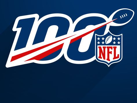 NFL reveals logo, celebration plans for 100th season