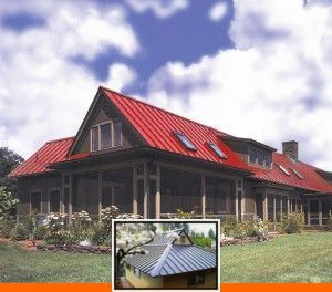 Metal Roofing Source Color Picker And Metal Roof Colors For Log Cabin In 2020 Metal Roofs Farmhouse Barn Style House Roof Colors