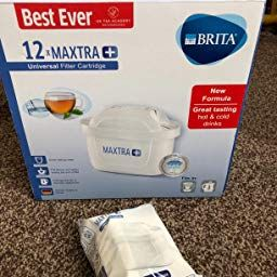 Brita Maxtra Water Filter Cartridges White Pack Of 6 Uk Version Amazon Co Uk Kitchen Home Brita Water Filter Cartridges Filters