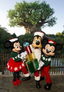 Goofy gifts and family to share it all with!