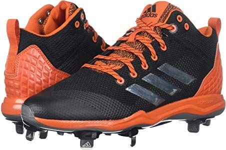 4f41bd5d95277 Amazon.com   adidas Men's Freak X Carbon Mid Baseball Shoe, Core ...