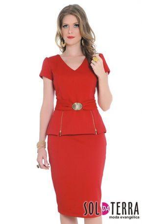 Conjuntos Moda Evangelica Atacado Revenda Vestidos Casuales Para Señoras Trajes Elegantes Vestidos Para Señoras