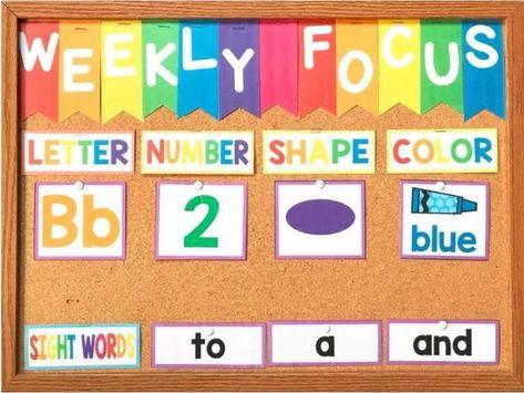 20 Rainbow bulletin boards to brighten up your classroom - Preschool-Kindergarten