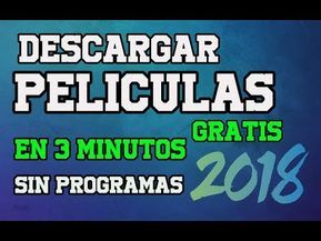 Descargar Películas Gratis Completas En Español Facil Y Rapido 2018 Cine Calidad Youtube Youtube Ads Youtube Electronic Circuit Projects
