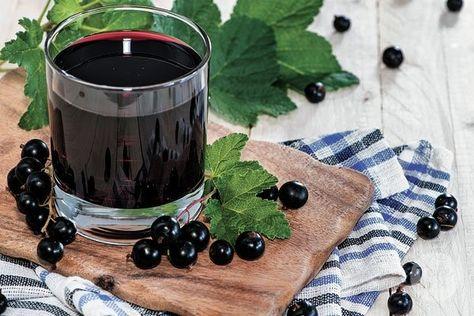 Рецепты сока из черной смородины на зиму. Совет
