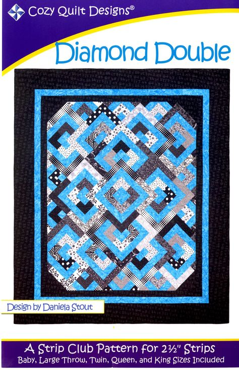 Big /& Bold by Cozy Quilt Designs