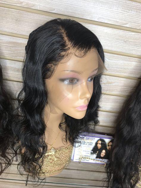Lace Closure Wig Caps - 16 / Texturized / No
