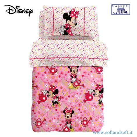 Trapunte E Piumoni Disney.Trapunta Piumone Invernale Minnie Disney Rosa Trapunta Disney Disney E Letti Singoli