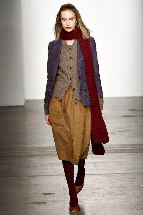 A Détacher Fall 2011 Ready-to-Wear Collection - Vogue