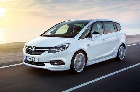 2016 Vauxhall Zafira Tourer Revealed Autocar Opel Meriva Cars