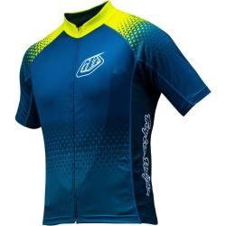 Troy Lee Designs Ace Starbreak Jersey Blau S Troy Lee Designs