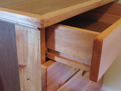 Diy Wooden Drawer Slides Construction And Techniques Woodarchivist Woodworking Tools Pinterest Drawers