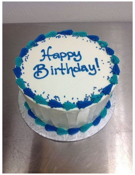 You can easily get this type of cake and you won't even have to spend much on it. Simple Birthday Cake For Men Dads 67 Ideas Simple Birthday Cake Decorations For Men Simp In 2021 Simple Birthday Cake Birthday Cakes For Men Simple Cake Designs