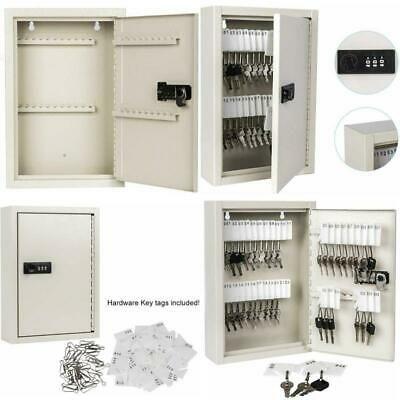 Ad Ebay Locking Key Storage Box Cabinet With Code Wall Mount Combination Lock 40 Hooks In 2020 Key Storage Box Key Storage Storage Box