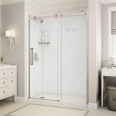 Maax Shower Stalls Enclosure Utile Alcove Shower In Origin