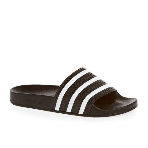 e6a4004b687c53 Men s adidas originals Sandals - adidas originals Adilette Sandals -  Black White
