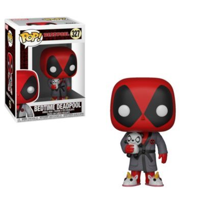Funko Deadpool Playtime Deadpool Clown Brand New In Box POP Marvel