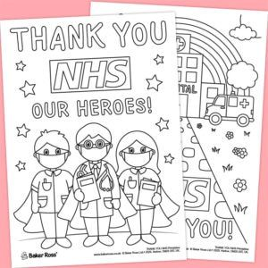 Ve Day Anniversary Posters Free Craft Ideas Baker Ross Craft Free Printables Free Kids Nhs