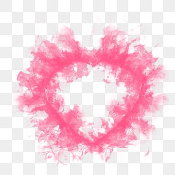 Pink Heart Smoke Effect For Love You Card Valentine Clipart Heart Icons Love Icons Png Transparent Clipart Image And Psd File For Free Download Pink Heart Background I Love You Images