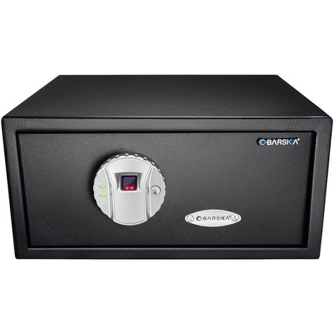 Barska AX11224 .8 Cubic-ft Biometric Safe with Fingerprint Lock