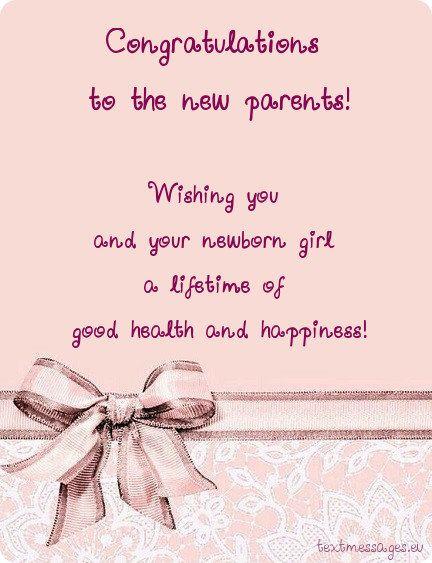 Newborn Baby Congrats Message : newborn, congrats, message, Newborn, Wishes, Parents, (With, Images), Wishes,, Quotes,, Congratulations