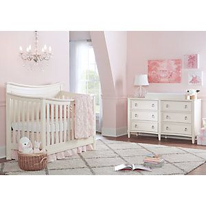 Jaclyn Place Ivory 4 Pc Nursery 949 99 Find Affordable Nursery