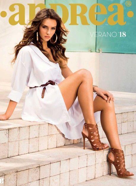 Catalogo Zapatos Andrea 2018 Verano 2018 Otoño Invierno 2017