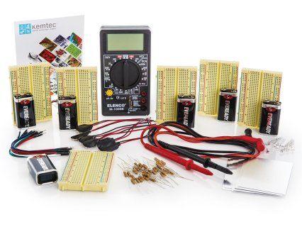 Building Simple Circuits Kit Stem Supplies Simple Circuit Series And Parallel Circuits Circuit
