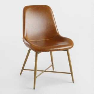 Dining Room Chairs Upholstered Sets World Market Leather