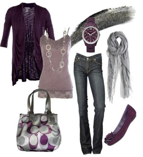 Fall in Love with this outfit. I just don't like the shoes all that much