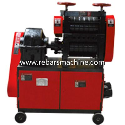 YC6-14 straightening machine for round bar | rebar