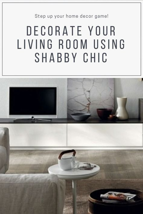 A Shabby Cottage Chic Living Room – Making it Your Own