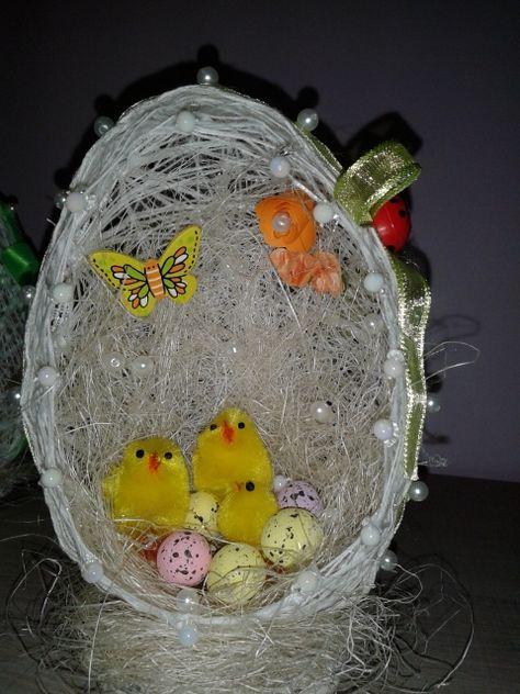 wielkanocne jajo - Wielkanoc - CentrumRekodziela.pl