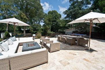 New Construction: Outdoor Living