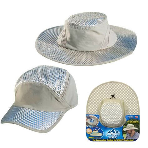 Hydro Cooling Sun Hat Best Product Of March 2020 With Images