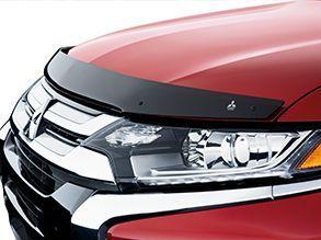 2018 Mitsubishi Outlander Sport Hood Protector Mz314965 Outlander Sport Mitsubishi Outlander Mitsubishi Outlander Sport